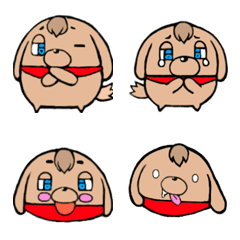 Doggo emoji