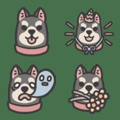 Harry the Husky emoji