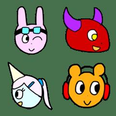 Super unique animals