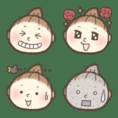 Tamagobolo's daily life - emoji part 2