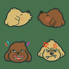 Emoji for toy poodles 1