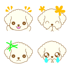 dog Emoji of maminko