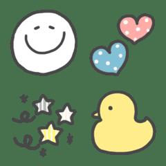 yoyoyon simple emoji