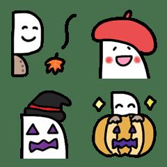 Nakiri-kun's Emoji autumn