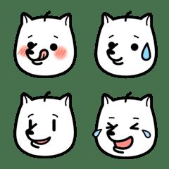 อิโมจิไลน์ Carrot & Dog - Dog