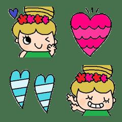 Various emoji 880 adult cute simple