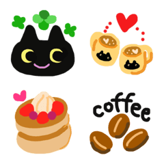 cafe and cat
