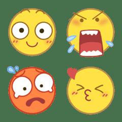 cute faces Emoji 2