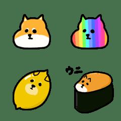 Emoji dog