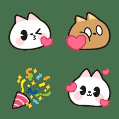 Cutee Cat Emoji