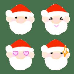 Santa Claus is a winter man