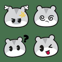 Cute Hamster Emoticon