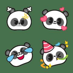 Panpan Panda Emoji