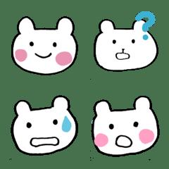 """""""Yurukuma"""" emoji"""