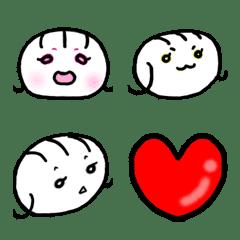 Cute 2 year old girl (emoji)