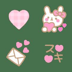 Love usa emoji