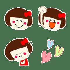 -Bob girl- Emoji