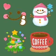 otona winter emoji