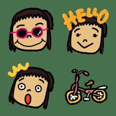 KAHOchan emoji