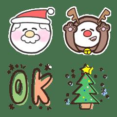 Hyottoko,Christmas!!