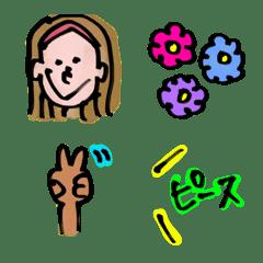colorful draw Emoji 2