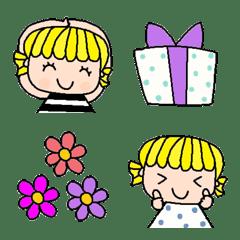 Various emoji 1025 adult cu...