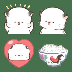 อิโมจิไลน์ Simao and Bamao Emoji