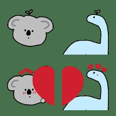 Koala and Dino