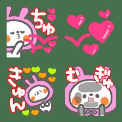 pink rabbit*002