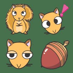 A nice squirrel Emoji