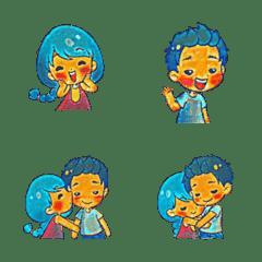 อิโมจิไลน์ saidaa.2.emoji