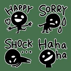 อิโมจิไลน์ Wasshoikun emoji 23