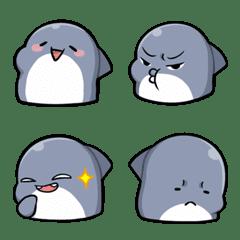 Shahimi shark Emoji