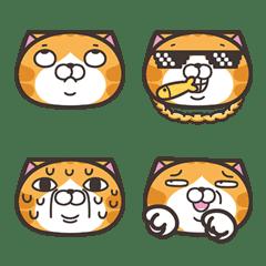 白爛貓☆表情貼☆第4彈