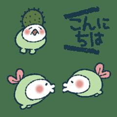 Nyoki Nyoki Leaf-kun