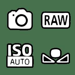 Camera Pict Emoji