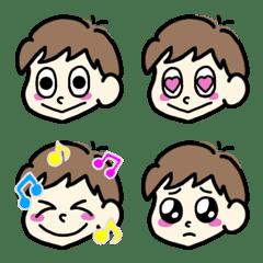 Harry kun  yurukawa boy cute emoji