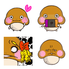 the kinoko emoji
