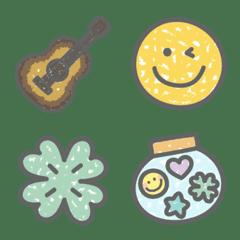 My Crayon Emoji 3: LUCKY