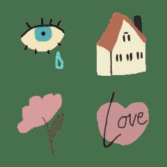 Adult cute Emoji 1