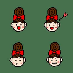 อิโมจิไลน์ kiko_chan