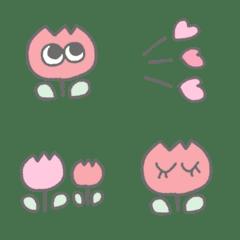 อิโมจิไลน์ Cute Flower