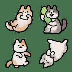 อิโมจิไลน์ coogee's cat emoji