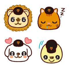 Yomiuri Giants Official Emoji 2021