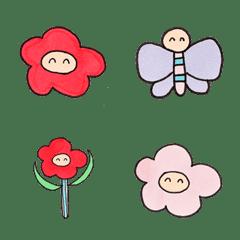 Heiwadana flowers