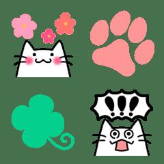 easy to use emoji(kawaii)