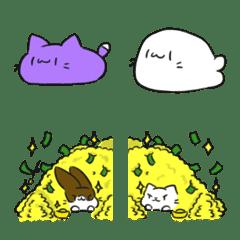麻糬貓-朋友日常表情貼