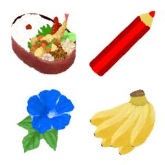 Various oil painting style ...