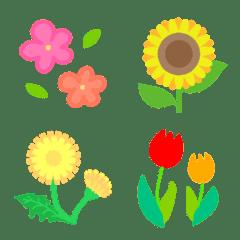 Flower Emoji(kawaii)