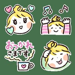 Good friends Work Emoji 4